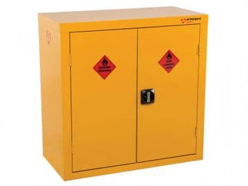 SafeStor Hazardous Floor Cupboard 900 x 460 x 900mm